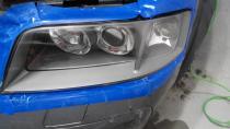 Regeneracja reflektorów Audi A6
