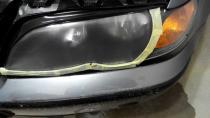 Polerowanie reflektorów BMW E46 Gorzów