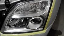 Polerowanie lamp, reflektorów Opel Vectra Gorzów Wlkp.