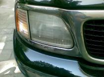 Ford Expedition - reflektor przed regeneracją