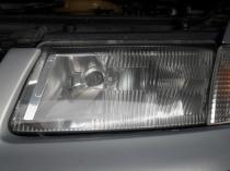 Regeneracja reflektorów VW Passat po regeneracji