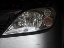 regeneracja reflektorów Nissan Primera